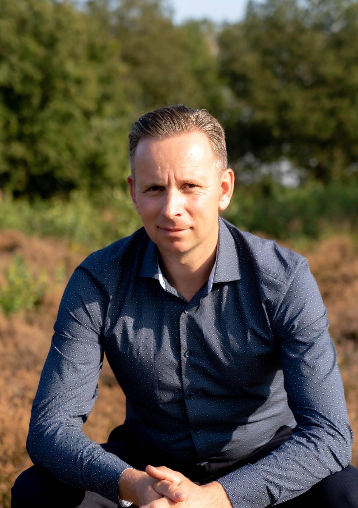 Daniël Haan - uw uitvaartbegeleider